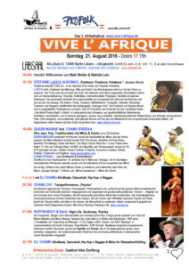 21-Aug-16_VIVE L-AFRIQUE_Labsaal_Berlin